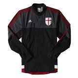 ADIDAS AC Milan Anthem Jacket Size XL [M36290] - Black